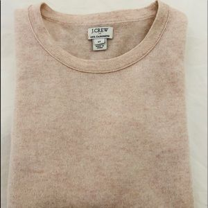JCrew Buff Cashmere Sweater